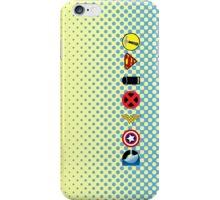 Coexist - comics iPhone Case/Skin