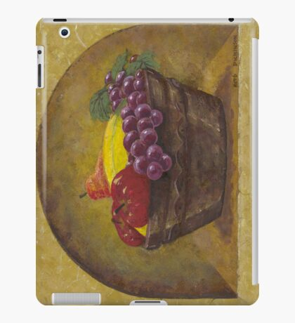 Fruit and Niche iPad Case/Skin