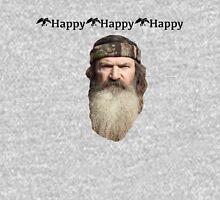Happy Happy Happy Unisex T-Shirt
