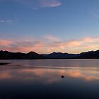Lake Moogerah Sunset, QLD, Australia by LizSB