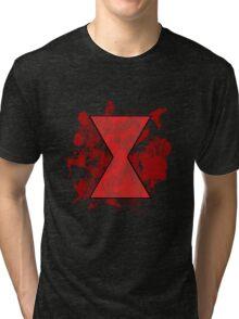 Deadly Little spider Tri-blend T-Shirt