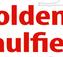 what would Holden Caulfield do? Sticker