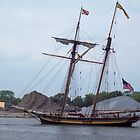Pride of Baltimore II - Parade of Sails by Francis LaLonde