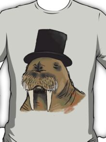 Walruses Have Class Too T-Shirt