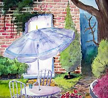 A Refreshing Spot by Anne Guimond