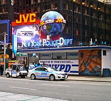 New York Police Department by ADayToRemember