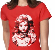 Doll Daze Womens Fitted T-Shirt