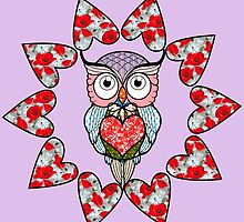 Owl love gifts by chumi