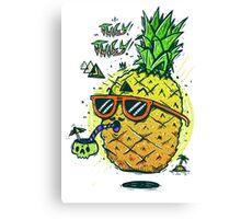 Juicy Juicy Canvas Print