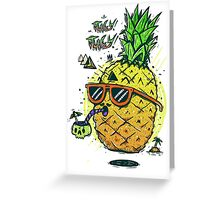 Juicy Juicy Greeting Card