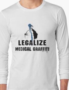 Legalize Graffiti T-Shirt