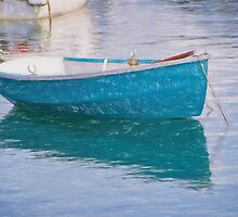 Little Blue Skiff - Impressions by Susie Peek