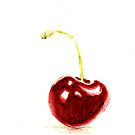 Cherry bomb by Anne Guimond
