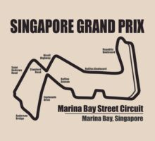 Singapore Grand Prix (Light Shirts) by oawan