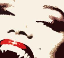 Vampire Marylin Sticker