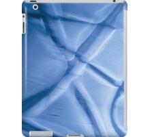 Ice Abstract iPad Case/Skin