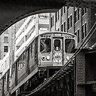 Chicago L by Armando Martinez