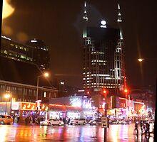 The Batman Building by Jack Wingo