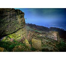 Chevin Surprise View  Photographic Print