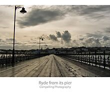 Ryde from its pier by Kieron Pelling