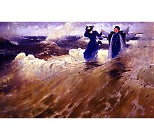 ilya repin what freedom Photographic Print