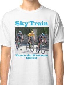 Wiggins Sky Train - Tour de France 2012 Classic T-Shirt