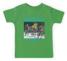 Wiggins Sky Train - Tour de France 2012 Kids Tee