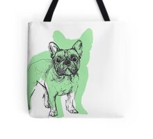 Theo the Frenchie Tote Bag