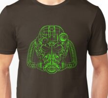 Power Wireframe Green Unisex T-Shirt