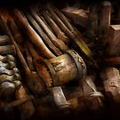 Blacksmith - The art of Pounding  by Mike  Savad