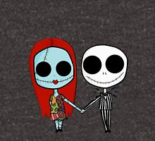 Jack and Sandy - The Nightmare Before Christmas T-Shirt