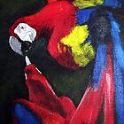 Scarlets in Love by Anne Guimond