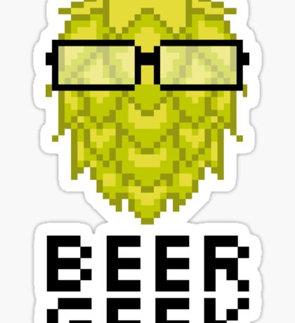 Beer Geek Sticker