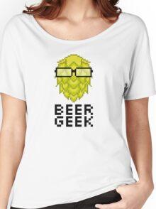 Beer Geek Women's Relaxed Fit T-Shirt