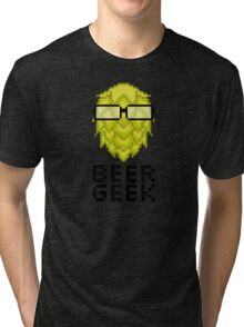 Beer Geek Tri-blend T-Shirt