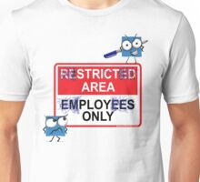 Employees Only Unisex T-Shirt