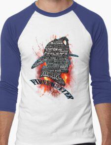 Firefighter phrases that symbolize Men's Baseball ¾ T-Shirt
