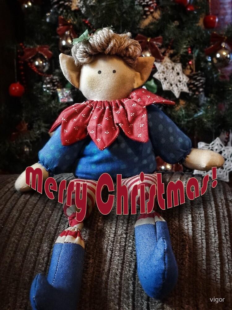 Merry Christmas by vigor