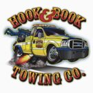 Hook & Book Towing Co. by snuggles