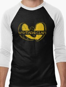 Wu-Tang Clam (PUN PANTRY) Men's Baseball ¾ T-Shirt