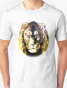 Lion, vector art Unisex T-Shirt