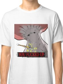 Serious Trouble Classic T-Shirt