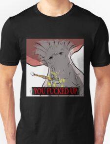 Serious Trouble Unisex T-Shirt
