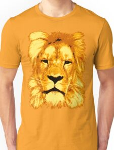 Lion Face T-Shirt