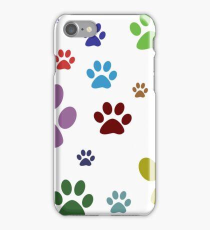 Animal Paws! iPhone Case/Skin