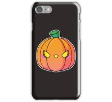 Jack-o'-Lantern iPhone Case/Skin