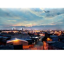 Good morning, Birmingham. Photographic Print