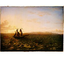 John Glover The Island of Madeira Google Art  Project Photographic Print