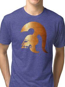 ancient warrior Tri-blend T-Shirt