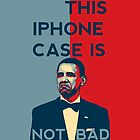 This Iphone case is NOT BAD by tspshirt